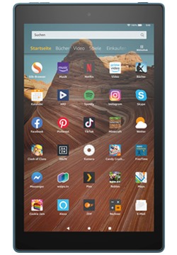Amazon Fire tableti